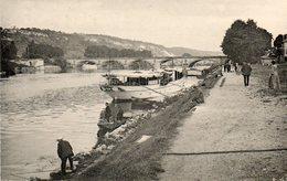 - 27 - VERNON (Eure) - Vue Sur La Seine Et Les Collines De Vernonnet - - Vernon