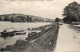 - 27 - VERNON (Eure) - Le Pont Et Les Collines De Vernonnet - - Vernon