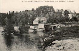 - 27 - VERNON-VERNONNET (Eure) - Vieux Moulin Et Les Tourelles - - Vernon