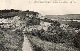 - 27 - VERNON-VERNONNET (Eure) - La Colline Saint-Michel - - Vernon