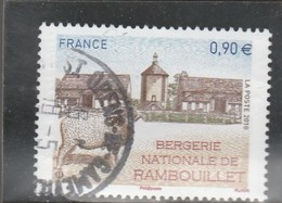 FRANCE 2010 BERGERIE NATIONALE RAMBOUILLET OBLITERE  YT 4444 - - France