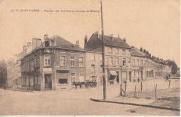 Jette Saint-Pierre - Rue Van Den Schrieck Et Chaussée De Wemmel - Coll. Baillieu/Desaix - Jette