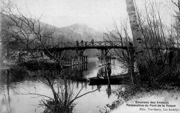 - 27 - Environs Des ANDELYS (Eure) - Perpesctive Du Pont De La Roque - - France