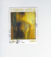 Série Artistique Frantiseck Kupka 5206 Oblitéré 2018 - France
