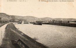 - 27 - Environs De PONT-DE-L'ARCHE (Eure) - Les Ecluses D'AMFREVILLE - - France