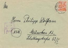 POW - Kgf: Moosburg 1947 Nach München - Gemeinschaftsausgaben