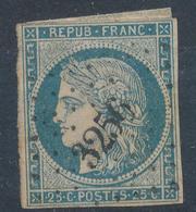 N° 4 LOSANGE P.C. - 1849-1850 Ceres