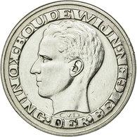 Monnaie, Belgique, 50 Francs, 50 Frank, 1958, SUP, Argent, KM:151.1 - 1951-1993: Baudouin I