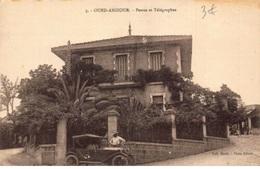 OUED AMIZOUR - LA POSTE . POSTES ET TELEGRAPHES. ALGERIE. - Algérie