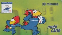 MOBICARTE  RECHARGE  30 MN - Frankreich
