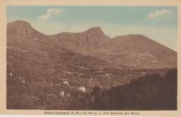 C. P. A. - SAINT JEANNET - VUE GÉNÉRALE DES BAOUS - E. N. REYDELLET - Francia