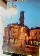 VERCELLI PIAZZA CAVOUR DI NOTTE  VB1967 HB8639 - Biella
