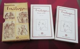 TRILUSSA - Il Meglio Di Trilussa Poesie Scelte - 2 Volumi. - Livres, BD, Revues