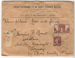 15378 - Recommandée CHARGE - Postmark Collection (Covers)