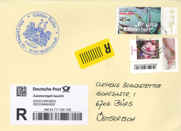 R-Brief Er Gibt Elfmeter Phlox - BRD