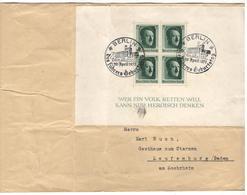 15380 - Bloc Sur Enveloppe - Allemagne