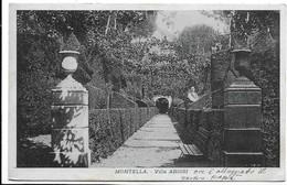 Montella (Avellino). Villa Abiosi. - Avellino