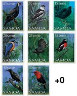 Ref. 45532 * MNH * - SAMOA. 1988. BIRDS . AVES - Samoa