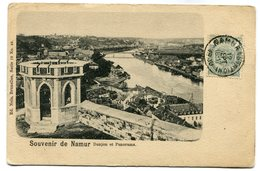 CPA - Carte Postale - Belgique - Namur - Donjon Et Panorama - 1900 (M7840) - Namur