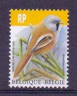 Belgie - 2019 - OBP -  ** Baardmannetje  - Vogels - A.Buzin ** - Belgium