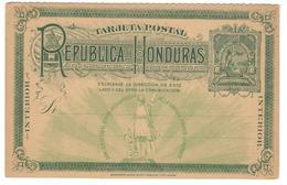 15387 - Entier - Honduras
