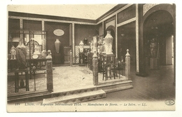 69 LYON EXPOSITION INTERNATIONALE MANUFACTURE DE SEVRES LE SALON N°188 RHONE - Lyon