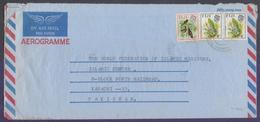 FIJI Postal Hostory, Aerogramme Used 4.9.1979 From FIJI MUSLIM LEAGUE - Fidji (1970-...)