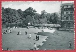 Morlanwelz - Lycée Warocqué - La Récréation En Plein Air -1949 ( Voir Verso ) - Morlanwelz
