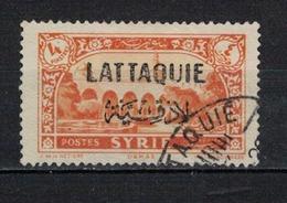 LATTAQUIE          N°  YVERT    11         OBLITERE       ( O   3/ 43 ) - Oblitérés