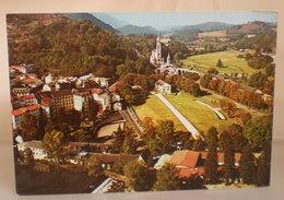 Lourdes Veduta Aerea Cartolina Viaggiata 1987 - Lourdes