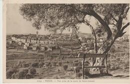 C. P. - VENCE - VUE PRISE DE LA ROUTE DE SAINT JEANNET - 2153 - LA CIGOGNE - Vence