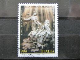 *ITALIA* USATO 1998 - 4° CENT BERNINI - SASSONE 2391 - LUSSO/FIOR DI STAMPA - 1991-00: Usati