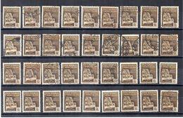 Italia - 1944/45- Repubblica Sociale - Lotto 36 Francobolli  - Montecassino - Nuovi E Usati (FDC14555) - 4. 1944-45 Repubblica Sociale