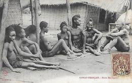 AFRIQUE -  CONGO- FRANCAIS -  NOIRS BACOUGNIS - Congo Français - Autres
