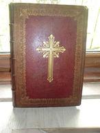 Grand Livre Epistolae Et Evangelia Totius Anni De 1846 En Latin - - Livres, BD, Revues