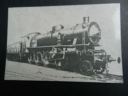 19899) LOCOMOTIVA 745 FS ARCHIVIO STORICO ANSALDO GENOVA - Treni