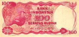 BILLET DE 100 RUPIAH BANK INDONESIA - SERATUS RUPIAH - Indonésie