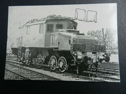 19899) LOCOMOTIVA ELETTRICA TRIFASE GR 551 FS ARCHIVIO STORICO ANSALDO - Treni