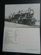 19899) LOCOMOTIVA GR 745 FS ARCHIVIO STORICO ANSALDO NON VIAGGIATA - Treni