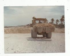 Photographie , Automobile ,tracteur , 115 X 90 Mm , 2 Scans - Automobiles
