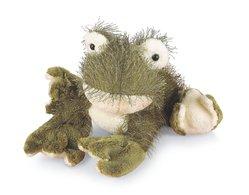 Peluche Collector Grenouille Verte GANZ Ty Beanie Frog Stuffed Animal - Peluches