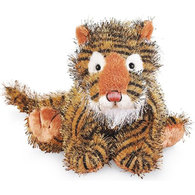 Peluche Collector Tigre Félin Chat GANZ Ty Beanie Tiger Stuffed Animal - Peluches