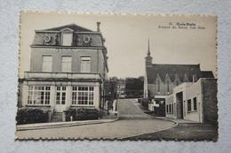 CPA UCCLE UKKEL Avenue Du Baron Van Ham Eglise Kerk  Bruxelles Brussel - Uccle - Ukkel
