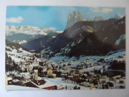"Cartolina Viaggiata ""Val Gardena ORTISEI"" 1990 - Italia"
