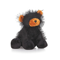 Peluche Collector Ours Ourson Noir GANZ Ty Beanie Teddy Bear Stuffed Animal - Peluches