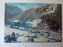 """Cartolina Viaggiata """"SELVA Di Val Gardena"""" 1988 - Italia"""