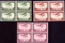 Congo PA 0009-12/13** Bloc De 4 - Congo Belge