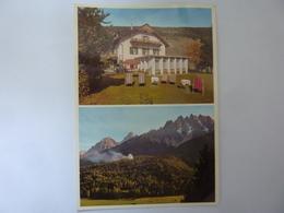 "Cartolina Viaggiata ""Pension  SCHMIEDER San Candido"" 1998 - Italia"