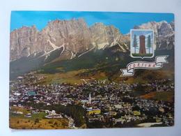 "Cartolina Viaggiata ""CORTINA"" 1984 - Italia"
