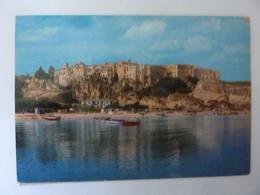 """Cartolina Viaggiata """"TROPEA Panorama"""" 1985 - Italia"""